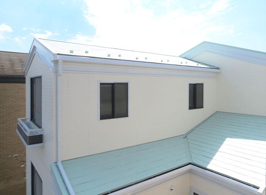 アドグリーンコート 屋根・外壁塗装